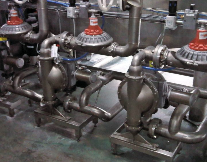What Are The Advantages Of Air Operated Double Diaphragm Pumps In GA?