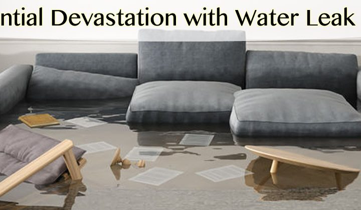 Stop Potential Devastation with Water Leak Detection in Kissimmee